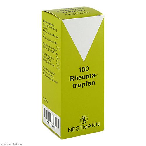 Rheumatropfen Nestmann 150, 100 ML, Nestmann Pharma GmbH