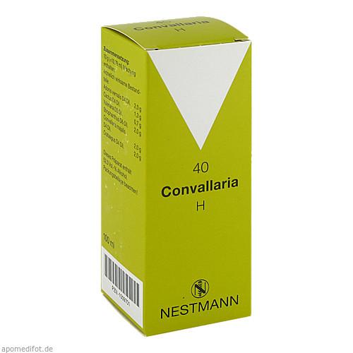 40 Convallaria H, 100 ML, Nestmann Pharma GmbH