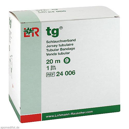 TG Schlauchverband weiß 20m Gr.9 24006, 1 ST, Actipart GmbH