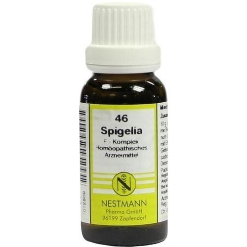 Spigelia F Komplex 46, 20 ML, Nestmann Pharma GmbH