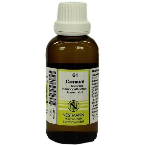 Conium F Komplex 61, 50 ML, Nestmann Pharma GmbH