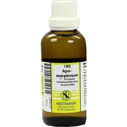 185 Apomorphinum F Komplex, 50 ML, Nestmann Pharma GmbH
