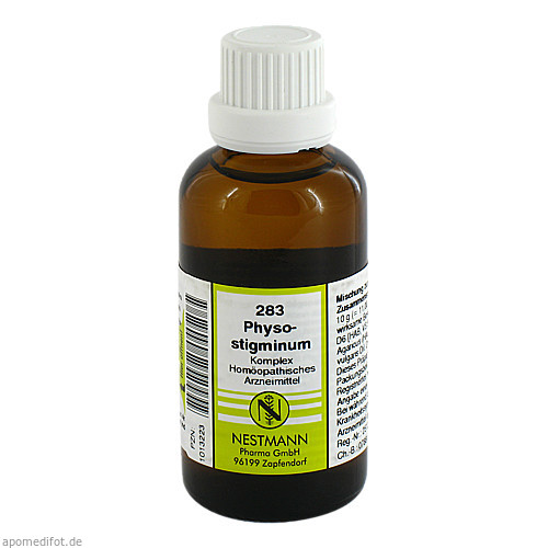 Physostigminum Komplex 283, 50 ML, Nestmann Pharma GmbH