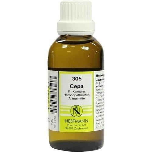 305 Cepa F Komplex, 50 ML, Nestmann Pharma GmbH