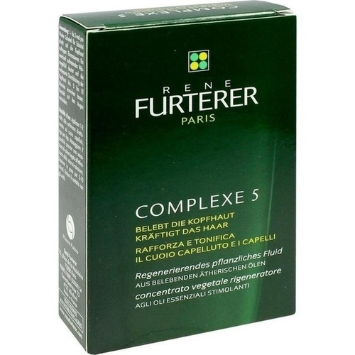 FURTERER-COMPLEXE 5 FLUID, 50 ML, Pierre Fabre Pharma GmbH