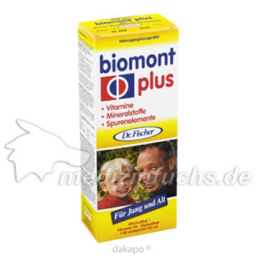 biomont plus, 500 ML, Pharmonta Dr. Fischer GmbH
