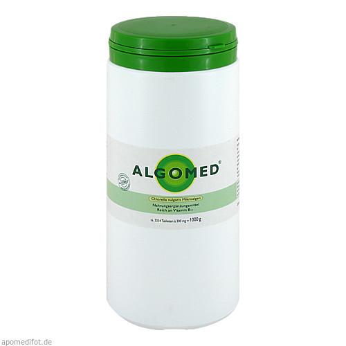 ALGOMED Chlorella vulgaris Mikroalgen 300mg, 1000 G, Roquette Klötze GmbH & Co. KG