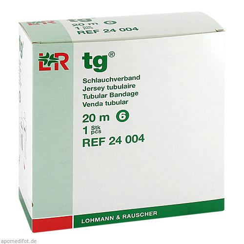 TG SCHL VERB GR6 WEI 20M, 1 ST, Lohmann & Rauscher GmbH & Co. KG