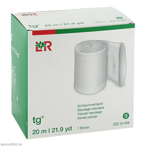 TG SCHL VERB GR9 WEI 20M, 1 ST, Lohmann & Rauscher GmbH & Co. KG