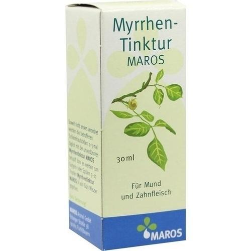 Myrrhentinktur MAROS, 30 ML, Maros Arznei GmbH