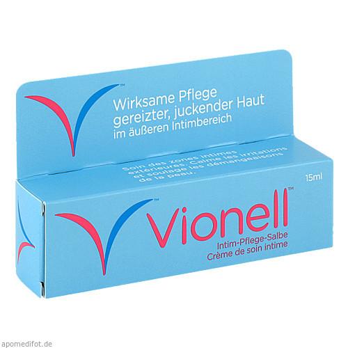 vionell Intim-Pflege-Salbe, 15 ML, Pharma Netzwerk Pnw GmbH