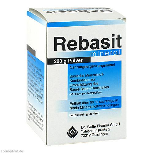 Rebasit mineral, 200 G, Dr. Welte Pharma GmbH
