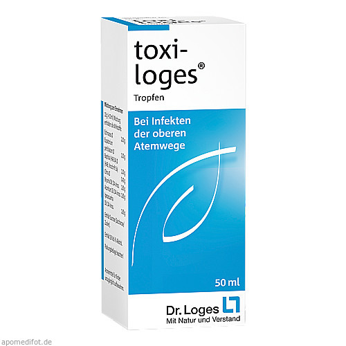 TOXI LOGES, 50 ML, Dr. Loges + Co. GmbH