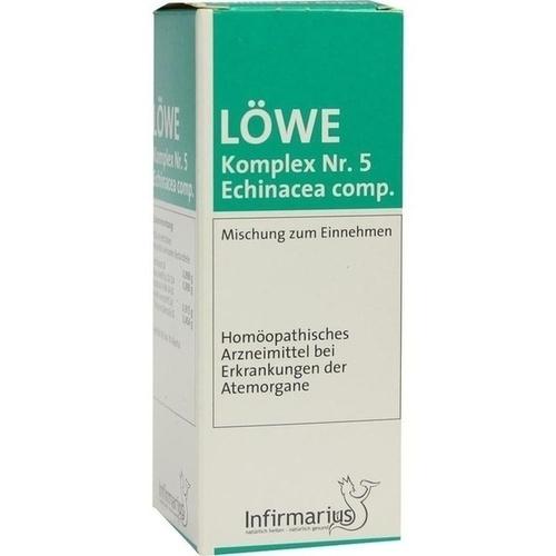 LÖWE-Kpmplex Nr. 5 Echinacea comp., 50 ML, Infirmarius GmbH