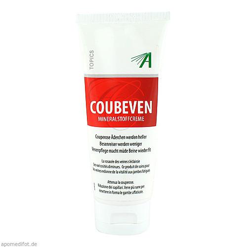 CouBeVen Mineralstoffcreme, 100 ML, Adler Pharma Produktion und Vertrieb GmbH
