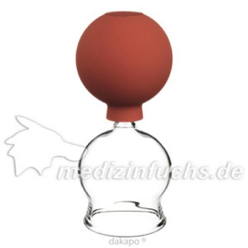 Saugglocke mit Ball Durchmesser 50mm, 1 ST, Careliv Produkte Ohg