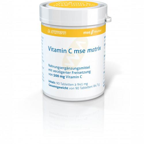 VITAMIN C MSE Matrix, 90 ST, Mse Pharmazeutika GmbH