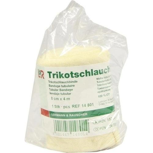 TRIKOTSCHLAUCHBIN 4X8CM, 1 ST, Lohmann & Rauscher GmbH & Co. KG