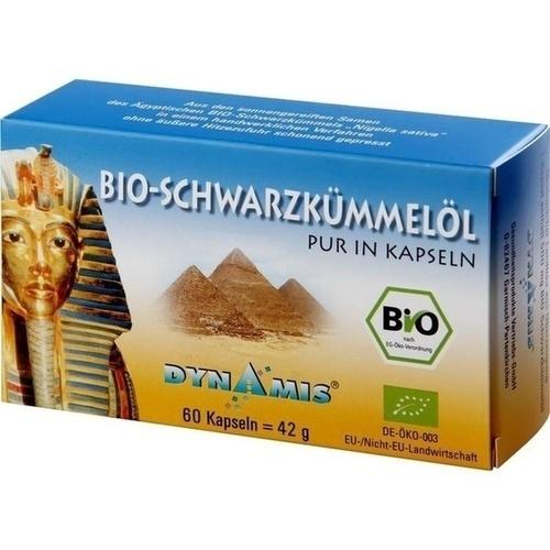 SCHWARZKUEMMEL AEGYPT PUR, 180 ST, Dynamis Gesundheitsprod.Vertr. GmbH