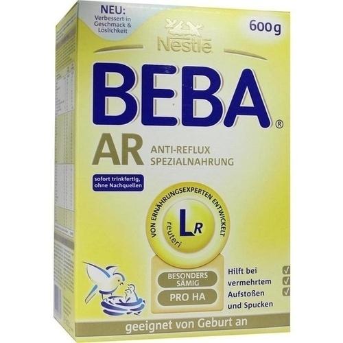 Nestle Beba AR, 600 G, Nestle Nutrition GmbH