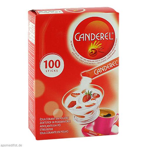 CANDEREL STREUSUESSE STICKS, 100 ST, Cosnem