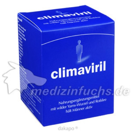 climaviril, 60 ST, Regena Ney Cosmetic Dr. Theurer GmbH & Co. KG