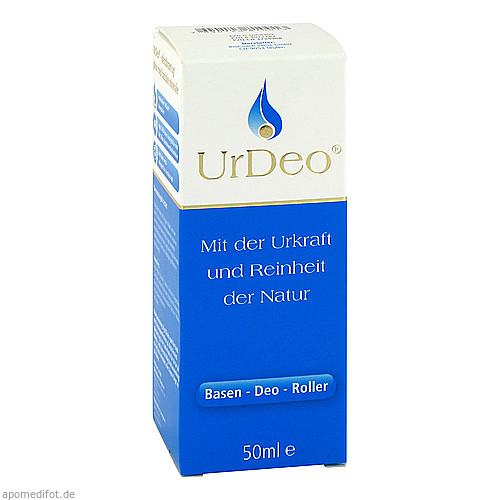 Ur - Deo Deodorant Roll-on, 50 ML, Laetitia Naturprodukte Vertr. GmbH