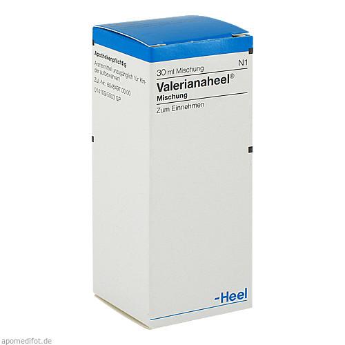 VALERIANAHEEL, 30 ML, Biologische Heilmittel Heel GmbH