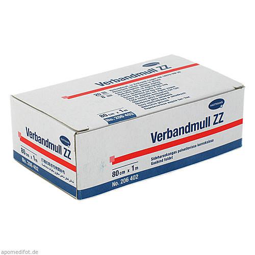 VERBANDMULL ZZ HART 1X10CM, 1 ST, Paul Hartmann AG