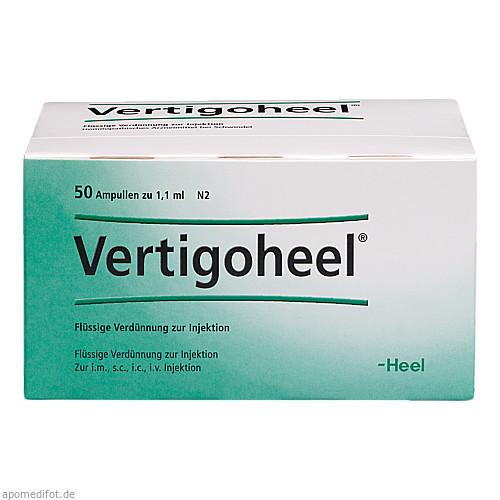 VERTIGOHEEL, 50 ST, Biologische Heilmittel Heel GmbH