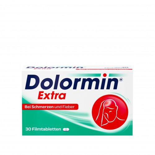 Dolormin extra, 30 ST, Johnson & Johnson GmbH