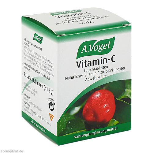 A.Vogel Vitamin C Lutschtabletten, 40 ST, Kyberg Pharma Vertriebs GmbH