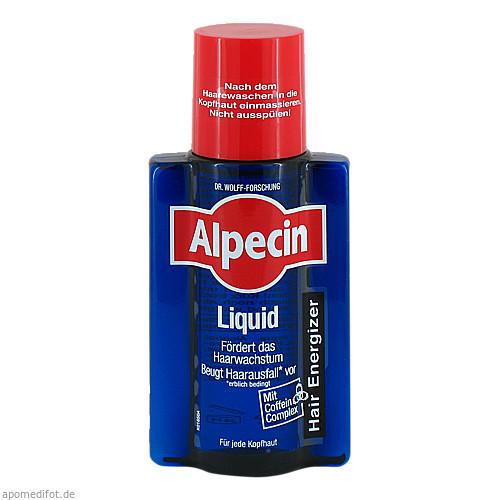 ALPECIN COFFEIN LIQUID, 200 ML, Dr. Kurt Wolff GmbH & Co. KG