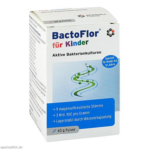 BactoFlor für Kinder, 60 G, Intercell-Pharma GmbH