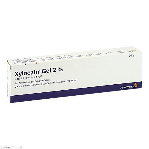 XYLOCAIN 2%, 30 G, Aspen Germany GmbH