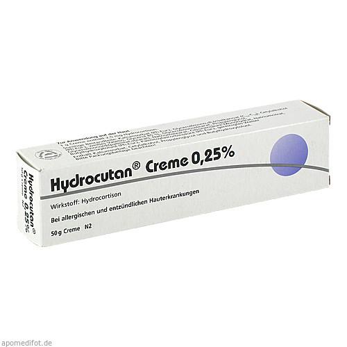 Hydrocutan Creme 0.25%, 50 G, Dermapharm AG