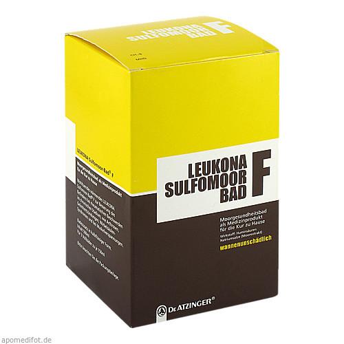 Leukona-Sulfomoor Bad F, 500 ML, Kanzlsperger GmbH