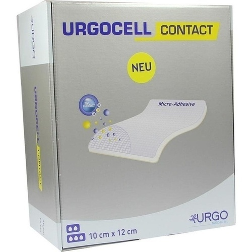 Urgocell Contact 10x12cm, 20 ST, Urgo GmbH