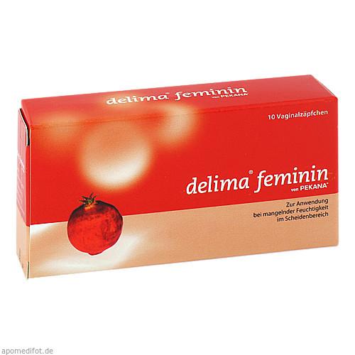 delima feminin, 10 ST, Pekana Naturheilmittel GmbH