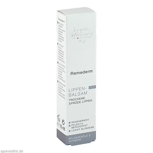 Widmer Remederm Lippenbalsam leicht parfümiert, 15 ML, Louis Widmer GmbH