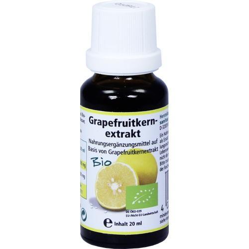 Grapefruitkernextrakt-Bio, 20 ML, Sanitas GmbH & Co. KG