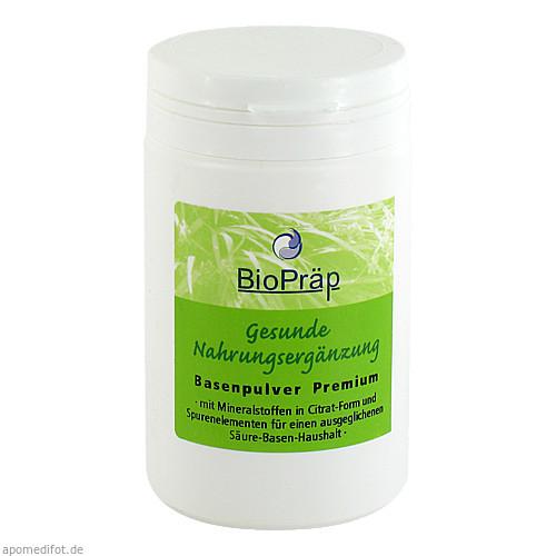 Basenpulver Premium, 250 G, BioPräp Biolog.Präp.Handelsges.mbH