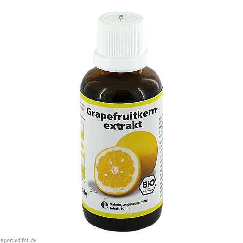 Grapefruitkernextrakt-Bio, 50 ML, Sanitas GmbH & Co. KG