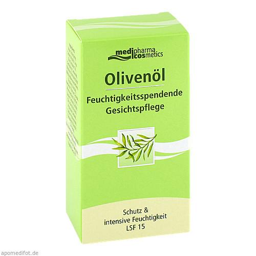 Olivenöl Feuchtigkeitsspendende Gesichtspflege, 50 ML, Dr. Theiss Naturwaren GmbH