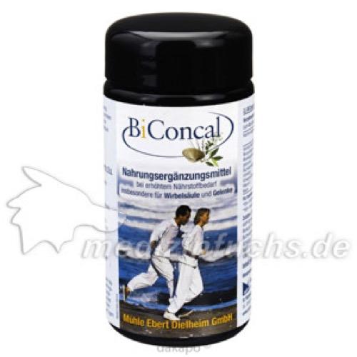 BiConcal 30 Kapseln + 60 Tabletten, 1 P, Mühle Ebert Dielheim GmbH