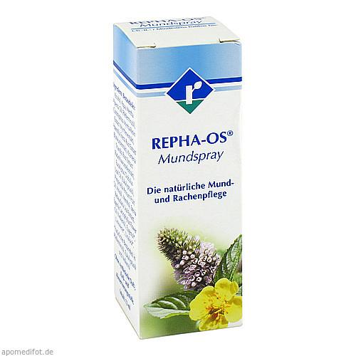 Repha Os Mundspray, 12 ML, Repha GmbH Biologische Arzneimittel