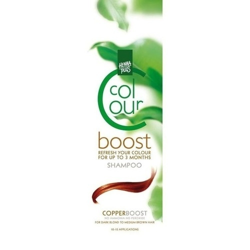 Hennaplus Colour Boost Copper, 200 ML, Frenchtop Natural Care Products B.V
