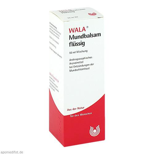 MUNDBALSAM-FLUESSIG, 50 ML, Wala Heilmittel GmbH