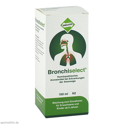 BRONCHISELECT, 100 ML, Dreluso-Pharmazeutika Dr.Elten & Sohn GmbH