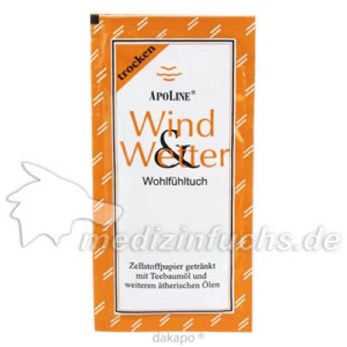 WIND + WETTER TUCH TROCKEN, 1 ST, WEPA Apothekenbedarf GmbH & Co KG